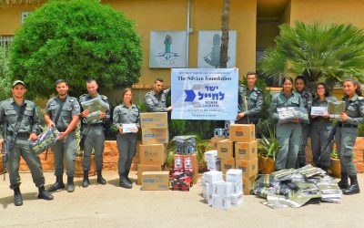 Needy Soldier Supply Closet for the Border Patrol (Beit Horon)