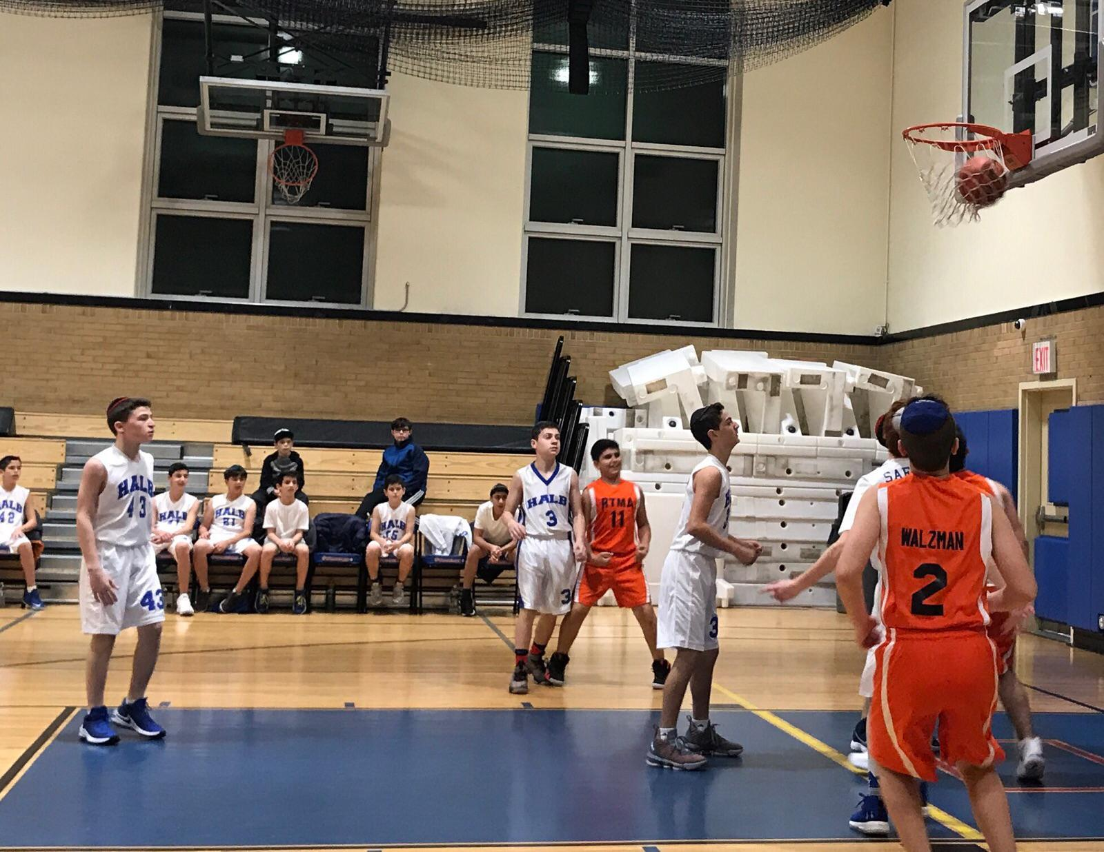 Yeshiva Middle School Tri-State Area Basketball Tournament