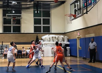 Yashar LaChayal's 2018 Hoops for Heroes Basketball Tournament