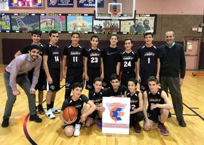 Hoops for Heroes Basketball Tournament 2018 - Hillel