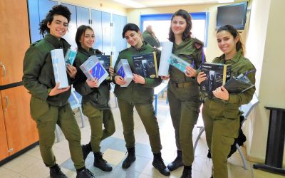 Hair Clippers and Accessories for the Golani Brigade
