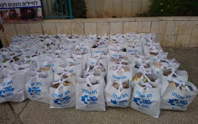 Holiday Food Packages for Bereaved Families